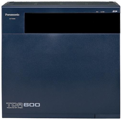 Tổng đài Panasonic KX-TDA600 16-176